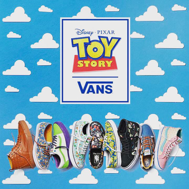 vans toy story liverpool